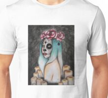 Dame Of The Dead Unisex T-Shirt