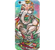 Space Ganesha iPhone Case/Skin