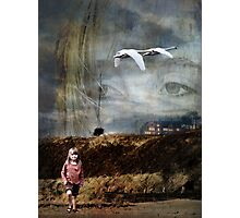 happy childhood Photographic Print