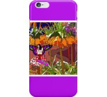 Butterfly's Forest iPhone Case/Skin