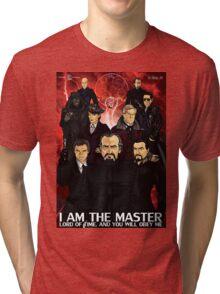 I Am The Master Tri-blend T-Shirt