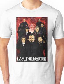 I Am The Master Unisex T-Shirt