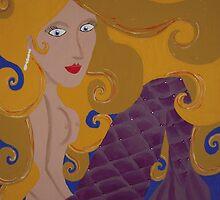 Brittini Mermaid by JennyA by JennyTheArtist