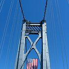 Memorial Day Bridge by Jim Sugrue