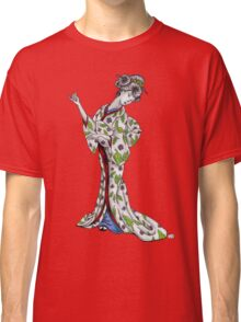 Graceful Geisha Classic T-Shirt