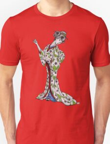 Graceful Geisha Unisex T-Shirt