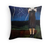 I am Many Things Throw Pillow