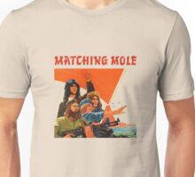 Matching Mole Unisex T-Shirt