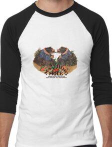 Matching Mole Self Titled Men's Baseball ¾ T-Shirt