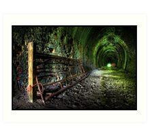 Benniworth Tunnel Art Print