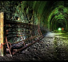 Benniworth Tunnel by compoundeye