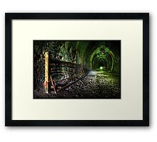Benniworth Tunnel Framed Print