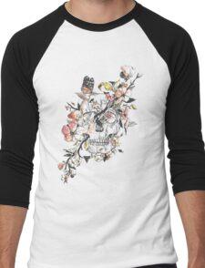 La Dolce Vita Men's Baseball ¾ T-Shirt