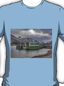 Tourist Boat at Glennridding T-Shirt
