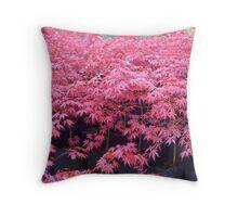 The Maple Tree Farm Throw Pillow