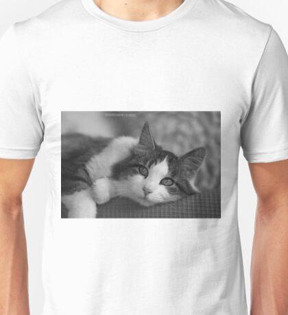 Miss Puss Puss  Unisex T-Shirt