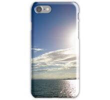 On the water iPhone Case/Skin