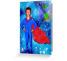 Neighborhood Hero Greeting Card
