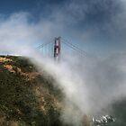 Golden Gate Bridge by Kimberly Palmer