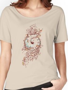 A Temporal Existence Women's Relaxed Fit T-Shirt