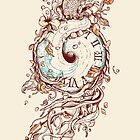 A Temporal Existence by Norman Duenas
