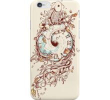 A Temporal Existence iPhone Case/Skin