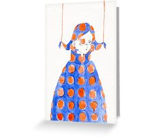 bitter orange Greeting Card