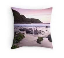 DUSK AT HOPE COVE Throw Pillow