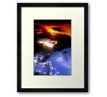 """""""Earth"""" Framed Print"""