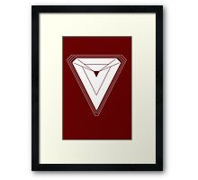 The Tet Framed Print