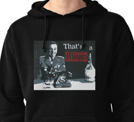 That's a Bingo! Pullover Hoodie
