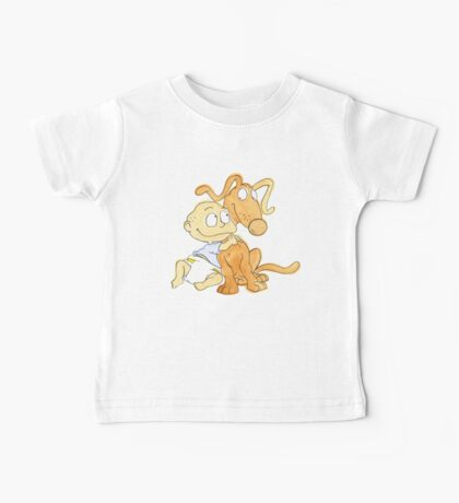 Tommy from Rugrats Baby Tee