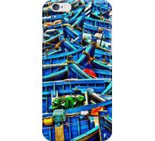 Sea of Boats iPhone Case/Skin