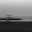 Barren Beach by bluekrypton