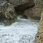 rocks by the ocean  by Gemma27