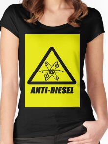 Anti-Diesel Women's Fitted Scoop T-Shirt