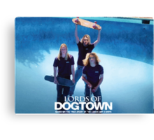 Lords of Dogtown Canvas Print