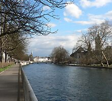 Zurich, Switzerland by Kosan