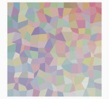 Multicolor mosaic Kids Clothes