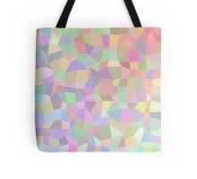Multicolor mosaic Tote Bag
