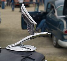 1934 Chevrolet Hood Ornament by kenmo