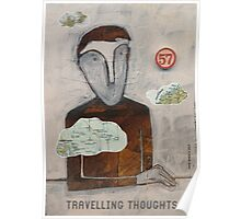 Travelling Thoughts Poster