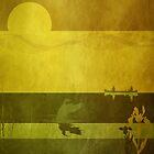 Ducks: Landing: CC10 Gold by Steven House