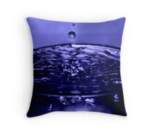 My cup runneth over... Throw Pillow