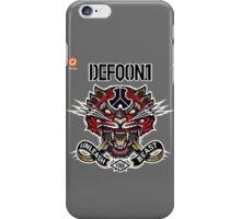 Defqon. 1 2014 Autralia - Unleash the Beast! - Upper Logo iPhone Case/Skin
