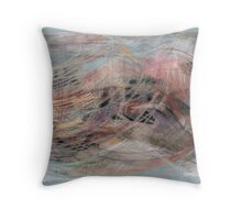 thankfulness for the safety net Throw Pillow