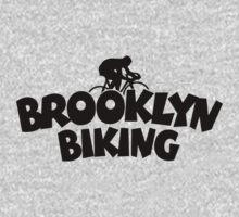 Brooklyn Biking Kids Tee