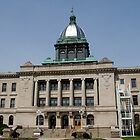 Manitowoc County courthouse by Al Mullen