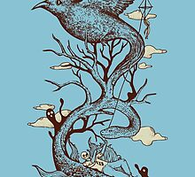 Escape from Reality by Norman Duenas