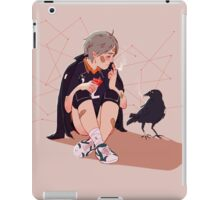 A little chat with myself iPad Case/Skin